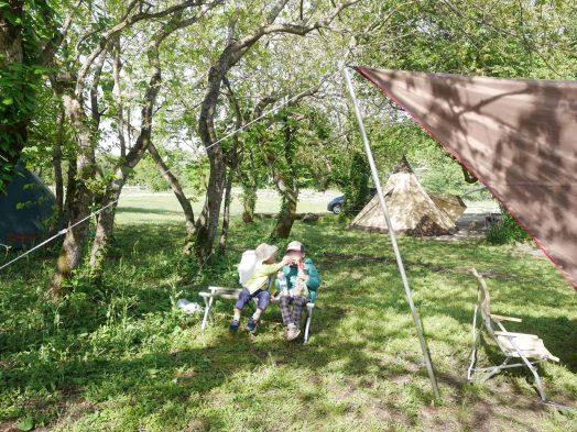 初めてのファミリーキャンプ〜道具編。テント以外に揃えないといけないもの。5年前を思い出しながら書いてみます。