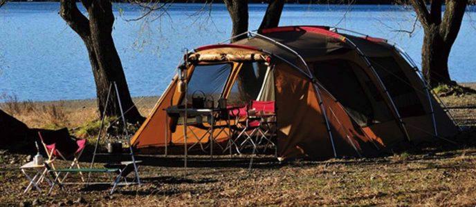 初めてのテント!何を買えばいい?