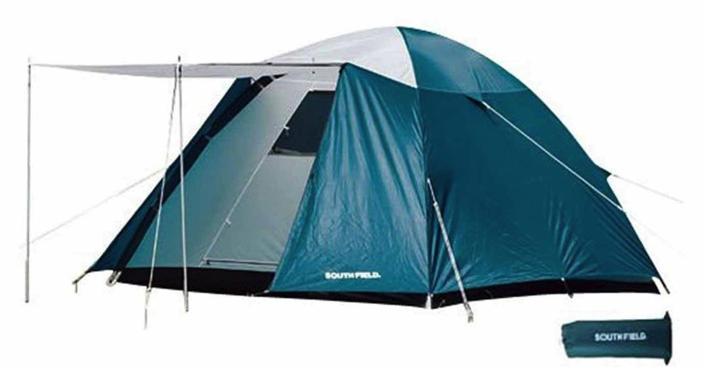 South field tent