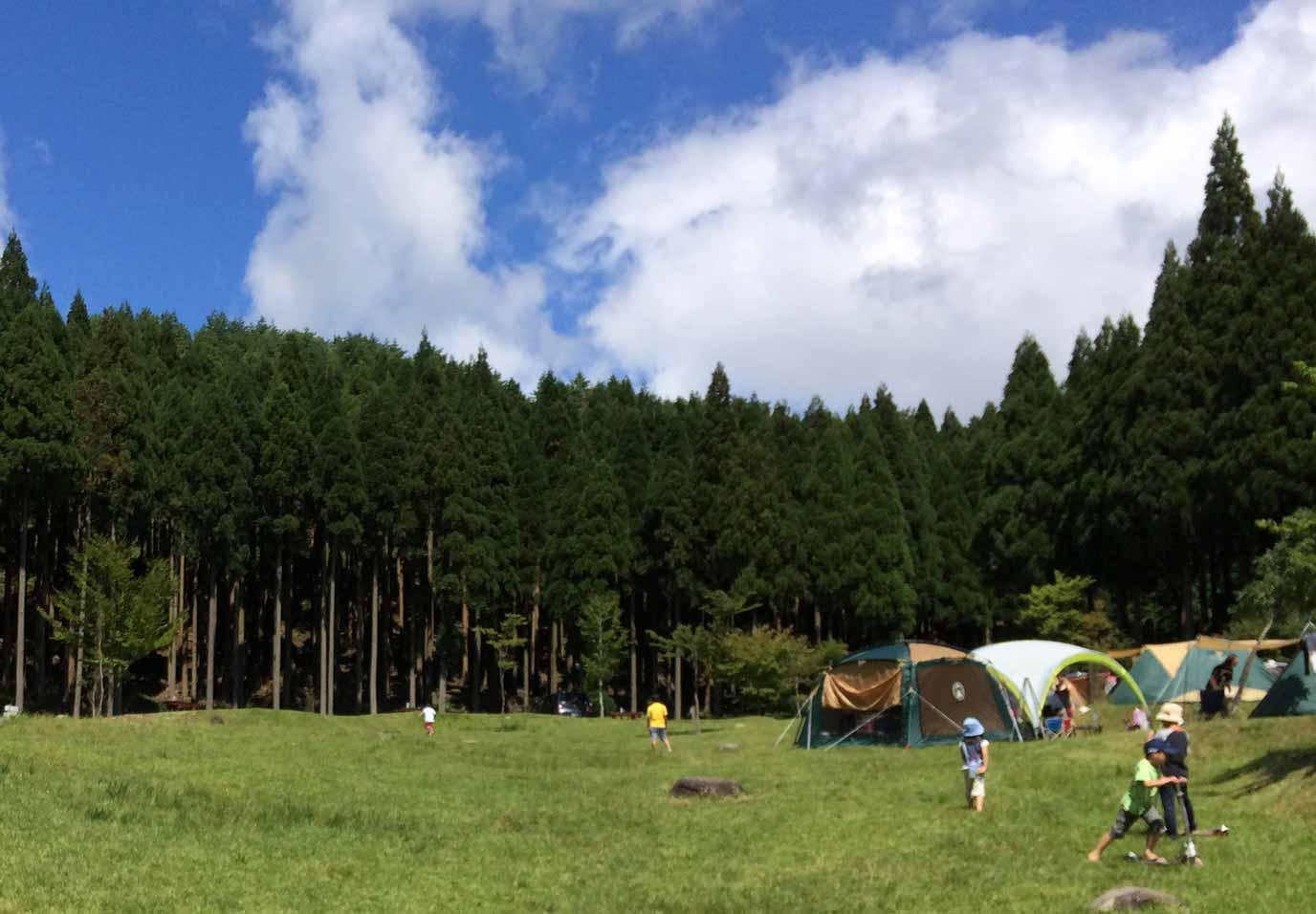 初めてのファミリーキャンプ 〜行き先編。テントを買う前にまずやること。5年前の自分に向けて書いてみます。