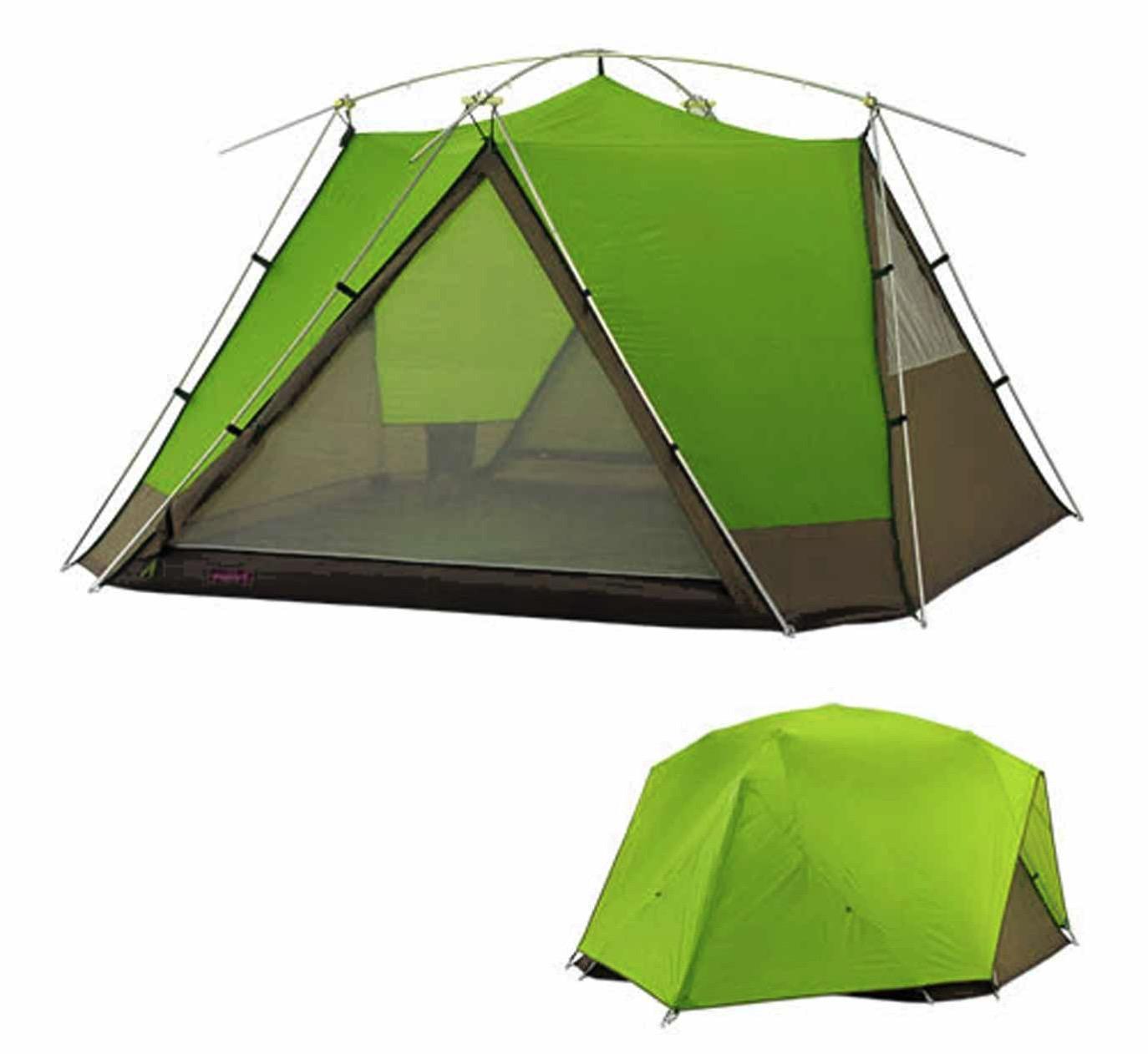 Monbell tent
