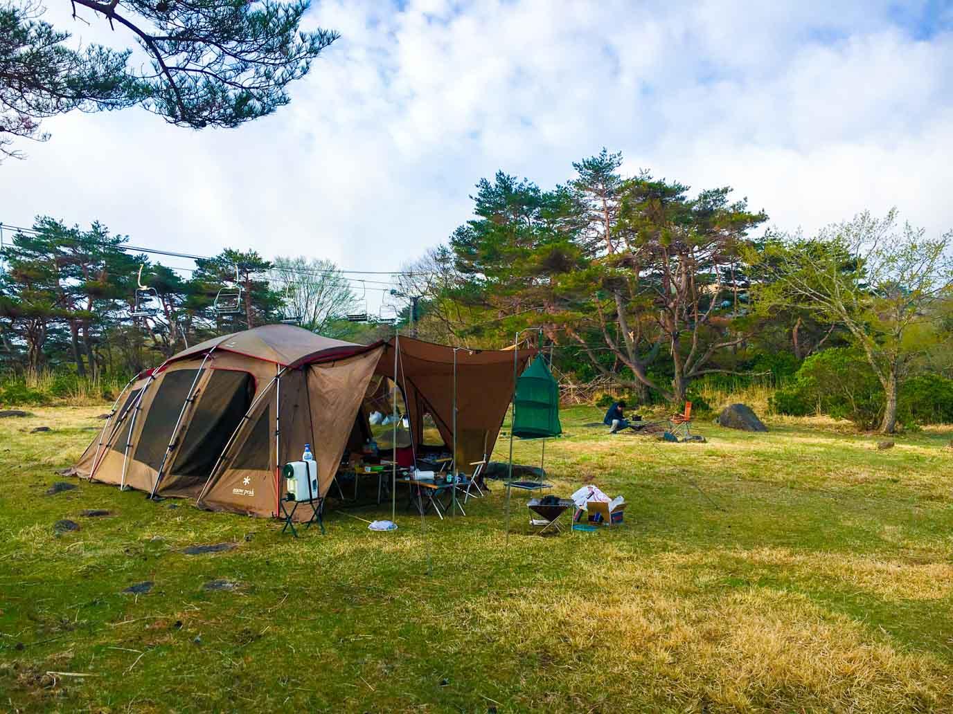 星降る高原キャンプ場(旧:峰山高原キャンプ場)。正式オープンでどうなった?