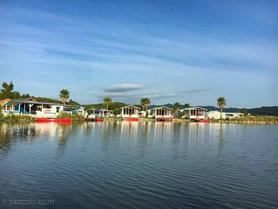 夏休み!伊勢志摩エバーグレイズのグランピングでプールもカヌーも楽しみました(ジェリーフィッシュ泊)。