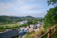 淡路島ウェルネスパーク五色オートキャンプ場。これぞ高規格!な快適キャンプ。初心者にもオススメ